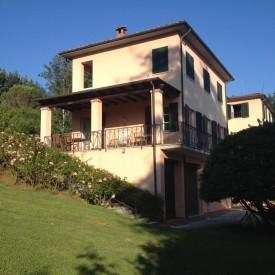 Villa Rosa - exterior view