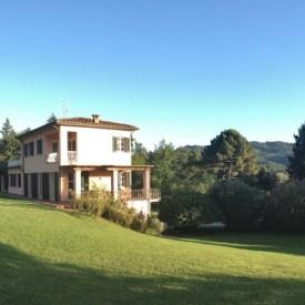 Villa Rosa - panorama